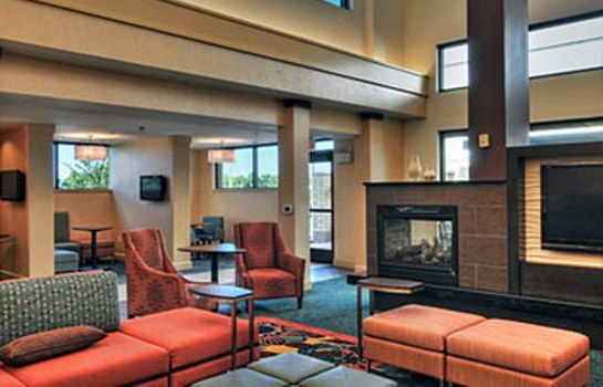Hotelhalle Residence Inn Portland Airport at Cascade Station