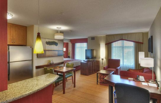 Zimmer Residence Inn Portland Airport at Cascade Station