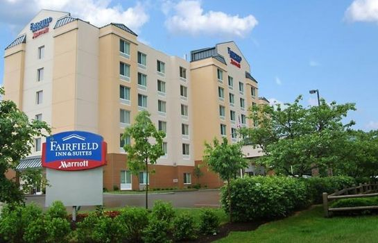 Exterior view Fairfield Inn & Suites Lexington North