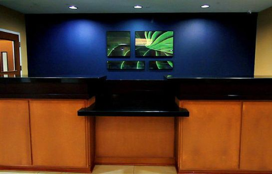Lobby Fairfield Inn & Suites Lexington North