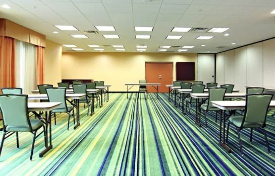 Conference room Fairfield Inn & Suites Lexington North
