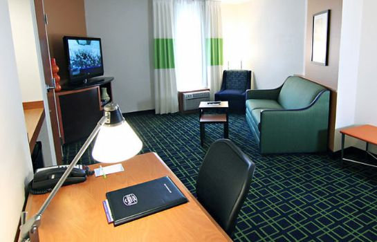 Room Fairfield Inn & Suites Lexington North
