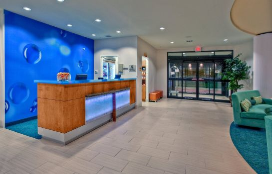 Hotelhalle SpringHill Suites Baton Rouge North/Airport