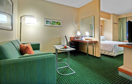 Zimmer SpringHill Suites Baton Rouge North/Airport