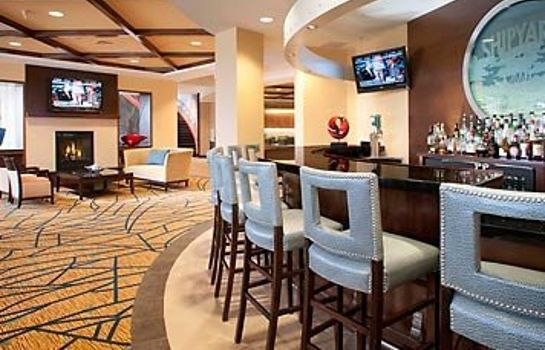 Hotel-Bar Residence Inn Portland Downtown/Waterfront