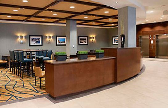 Hotelhalle Residence Inn Portland Downtown/Waterfront