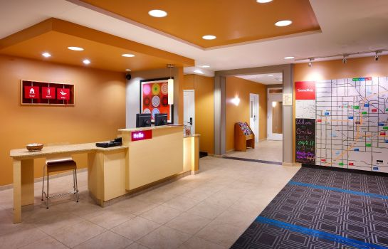 Hotelhalle TownePlace Suites Omaha West
