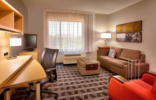 Suite TownePlace Suites Omaha West