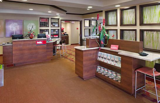 Hotelhalle TownePlace Suites Little Rock West