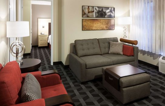 Zimmer TownePlace Suites Little Rock West
