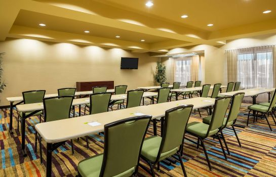 Conference room Fairfield Inn & Suites Buffalo Airport