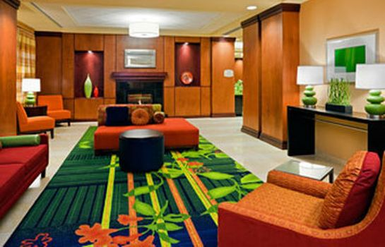Hotelhalle Fairfield Inn & Suites Indianapolis Downtown