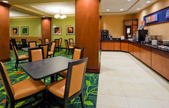 Lobby Fairfield Inn & Suites Indianapolis Downtown
