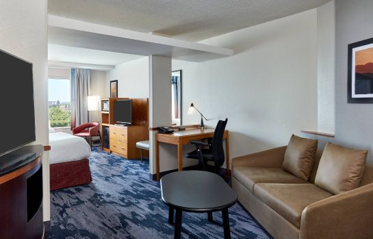 Suite Fairfield Inn & Suites Indianapolis Downtown