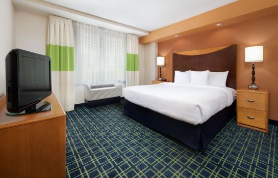 Zimmer Fairfield Inn & Suites Indianapolis Downtown