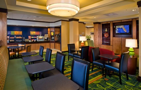 Restaurant Fairfield Inn & Suites Jacksonville West/Chaffee Point
