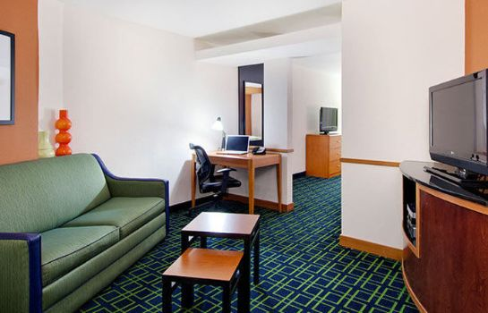 Zimmer Fairfield Inn & Suites Jacksonville West/Chaffee Point