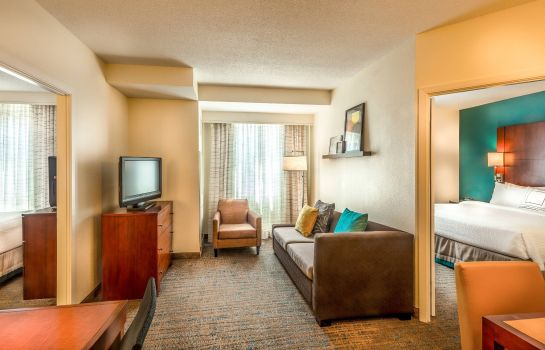 Suite Residence Inn Arlington Courthouse