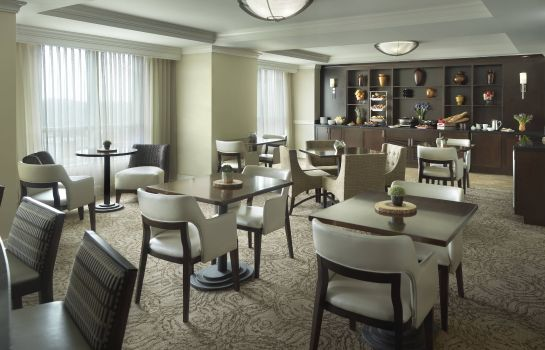 Bar hotelowy Macon Marriott City Center
