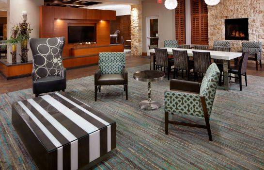 Hotelhalle Residence Inn San Antonio Six Flags® at The RIM