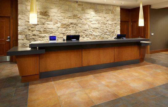 Hall Residence Inn San Antonio Six Flags® at The RIM