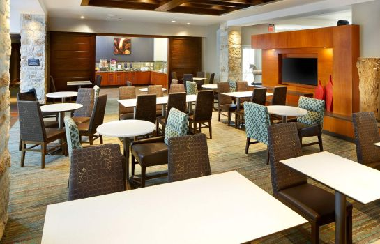Restaurant Residence Inn San Antonio Six Flags® at The RIM