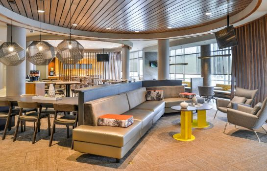 Hotelhalle SpringHill Suites Ashburn Dulles North