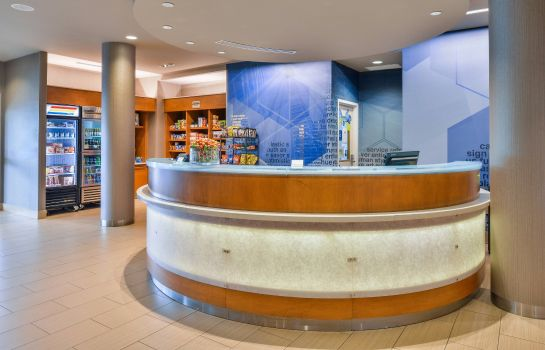 Hall SpringHill Suites Ashburn Dulles North