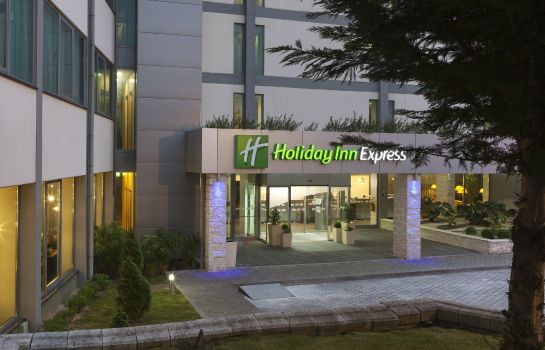 Außenansicht Holiday Inn Express LISBON AIRPORT