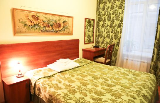 Chambre individuelle (standard) Baskof Mini Hotel