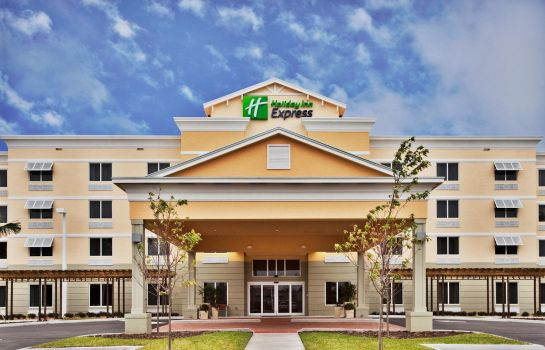 Buitenaanzicht Holiday Inn Express & Suites PALM BAY