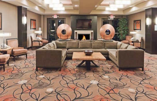 Hotelhalle Holiday Inn & Suites TULSA SOUTH