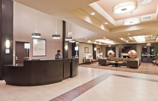Lobby Holiday Inn & Suites TULSA SOUTH