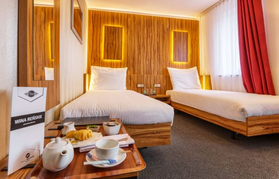 Single room (standard) Weneda Wellness Hotel