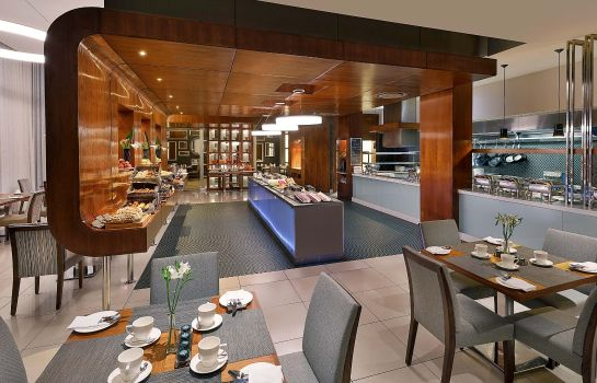 Restaurant Cape Town Marriott Hotel Crystal Towers