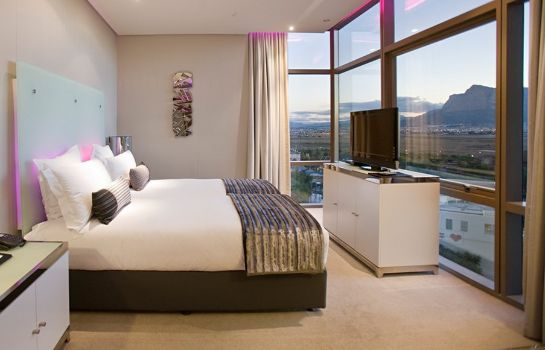 Kamers Cape Town Marriott Hotel Crystal Towers