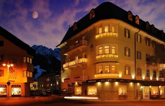 Außenansicht Post Hotel - Tradition & Lifestyle Adults Only