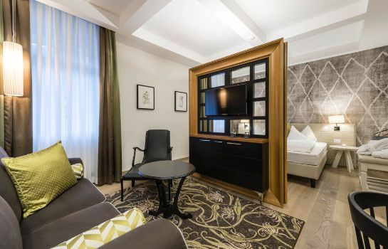 Standardzimmer Post Hotel - Tradition & Lifestyle Adults Only