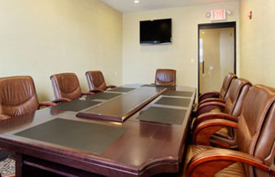 Conference room Sleep Inn Long Island City