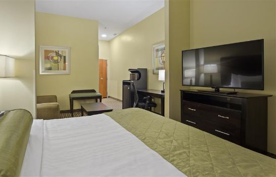Chambre BEST WESTERN PLUS BRUNSWICK