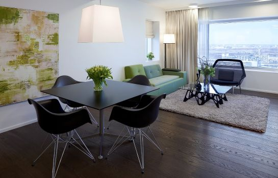 Suite Crowne Plaza COPENHAGEN TOWERS