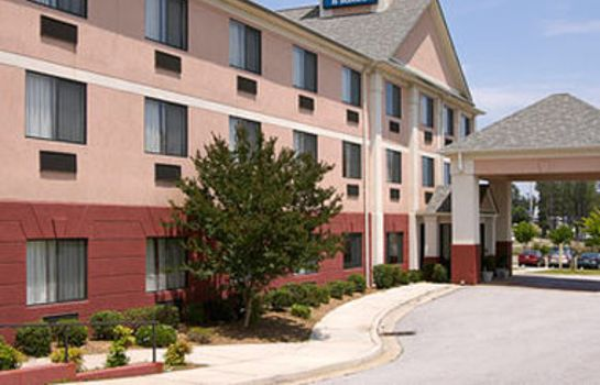 Exterior view RODEWAY INN AND SUITES