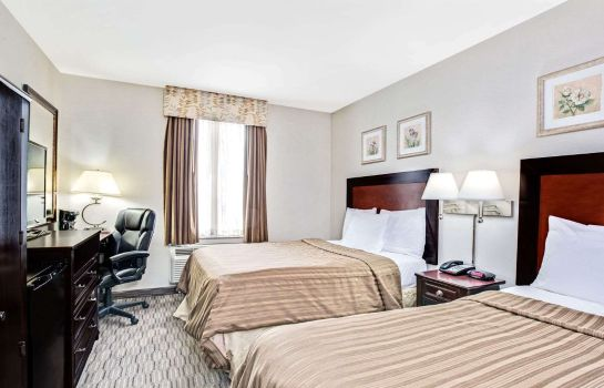 Chambre DAYS INN-LONG ISLAND CITY