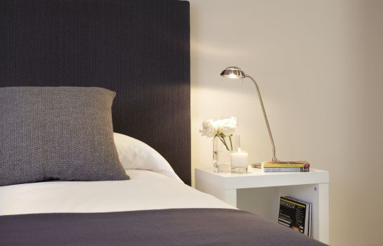Doppelzimmer Standard The Urban Suites