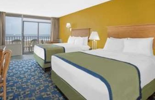 Zimmer DAYS INN VIRGINIA BEACH OCEANF