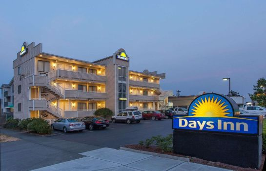 Exterior view DAYS INN SEATTLE N OF DOWNTOWN