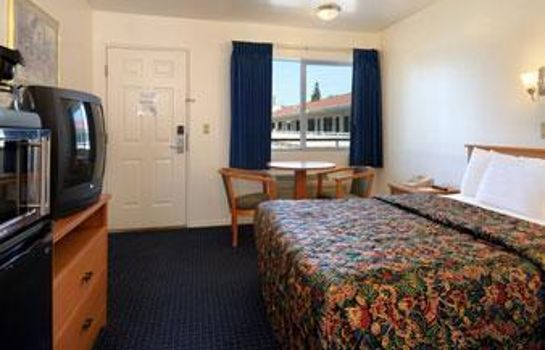 Room DAYS INN SEATTLE N OF DOWNTOWN