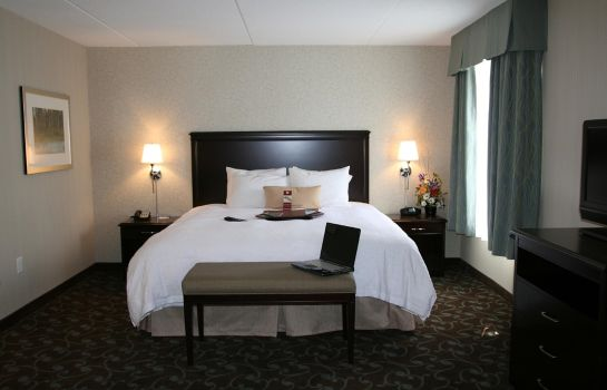 Suite Hampton Inn - Suites by Hilton Barrie Ontario Canada