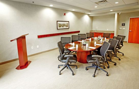 Conference room Hampton Inn - Suites by Hilton Barrie Ontario Canada