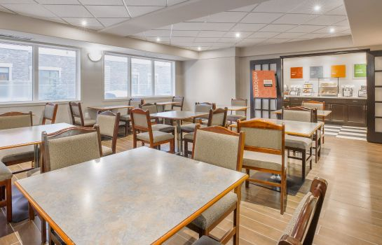 Restaurant Comfort Inn & Suites University